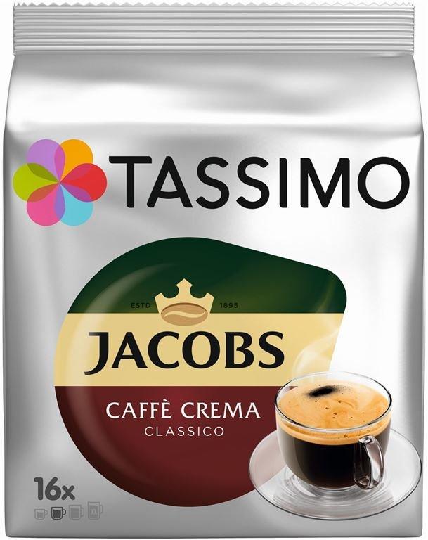 TASSIMO Jacobs Caffé Crema Classico