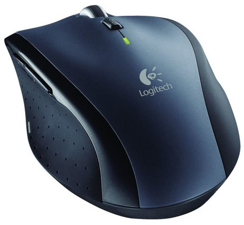 Logitech M 705 Wireless Mouse (silber)