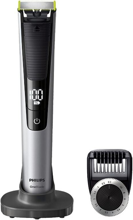 Philips QP 6520/20 OneBlade (silber)