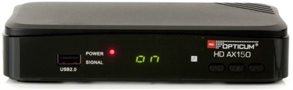 Opticum HD AX 150 DVBS2 Receiver