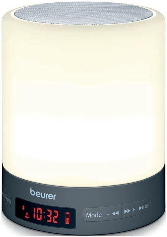 Beurer WL 50 Lichtwecker (grau/weiß)