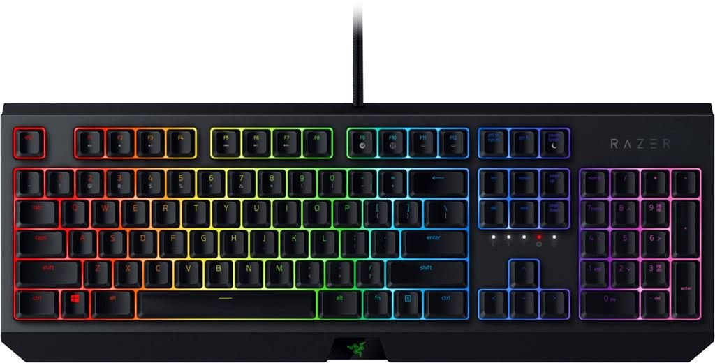 Razer BlackWidow Green Switch