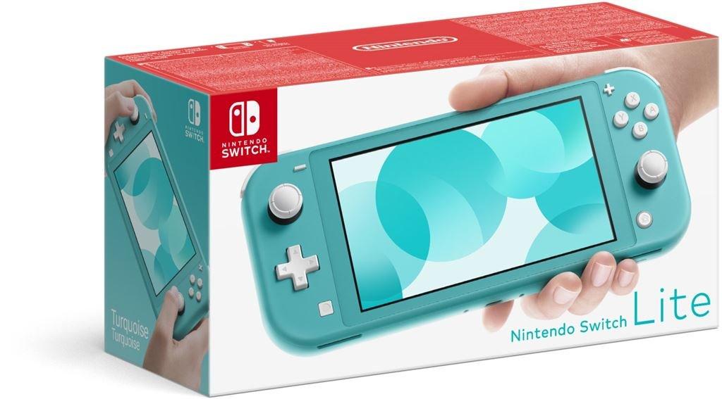 Nintendo Switch Lite Konsole (türkis)