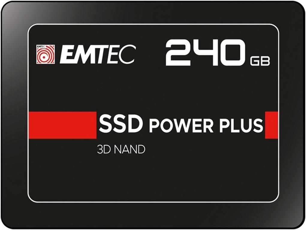 EMTEC SSD 240GB 3D NAND Phison 2,5