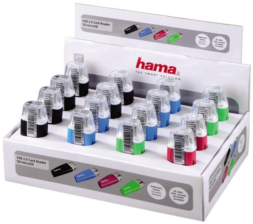 Hama 54133 Kartenleser SD/microSD