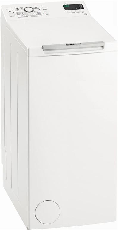 Bauknecht WAT Eco 712 N (weiß), Fassungsvermögen Wäsche 7, U/Min. in der max. Schleuderstufe 1152, A+++, Spektrum [A+++ bis D]