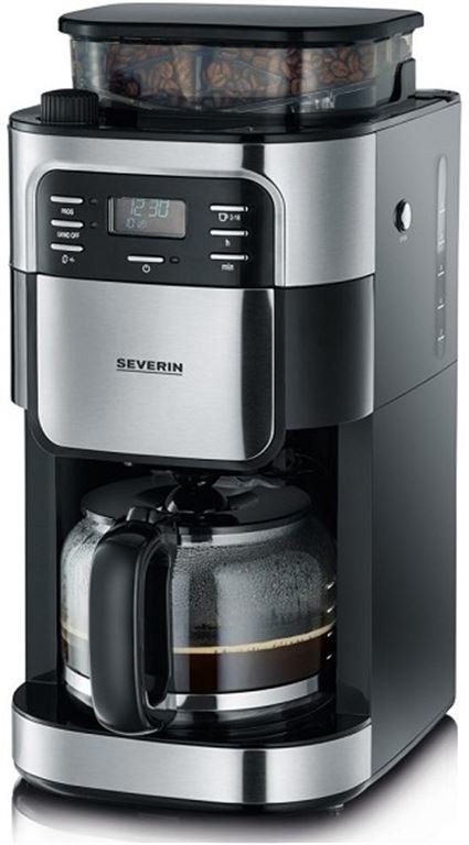 Severin KA 4810 Kaffeeautomat Mahlwerk