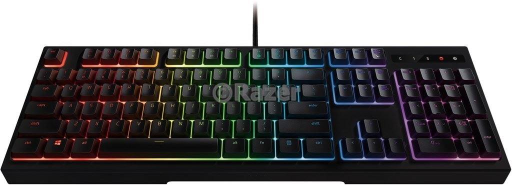 Razer Ornata Chroma Tastatur schwarz (schwarz)